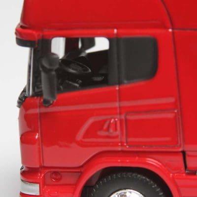 کابین ماکت فلزی کشنده سنگین اسکانیا برند Welly 400x400 ماکت ماشین سنگین اسکانیا SCANIA R730 Diecast Model
