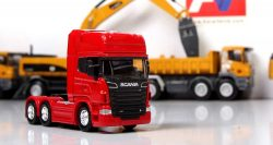 Scania Diecast Model Asia Vend IRAN
