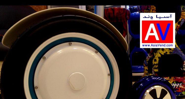 اسکوتر فرماندار دسته دار 750x400 تصاویر اسکوتر برقی و انواع خودران هوشمند