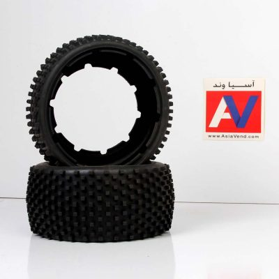 تاير ماشين كنترلي Baja RC Car Tire Rear