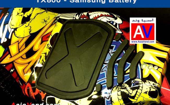 خرید اسکوتر برقی هوشمند اسمارت مدل TX800 8inch Smart Balance Wheel Scooter 11 650x400 اسکوتر برقی جدید هوشمند و آفرود TX800 Smart Scooter