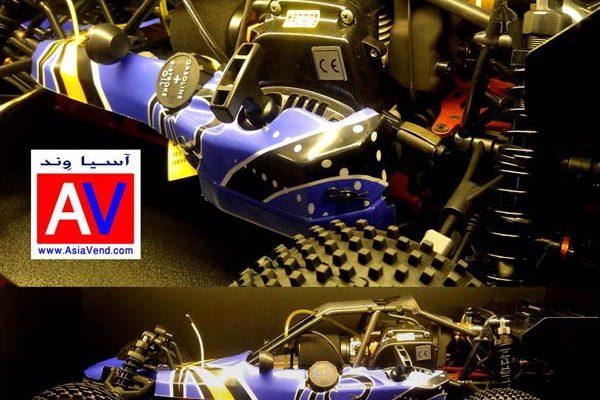 خرید ماشین کنترلی بنزینی بزرگ 1 600x400 ماشین آرسی سوختی | ماشین کنترلی بنزینی باجا 260