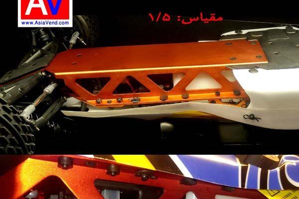 خرید ماشین کنترلی بنزینی بزرگ 4 600x400 ماشین آرسی سوختی | ماشین کنترلی بنزینی باجا 260
