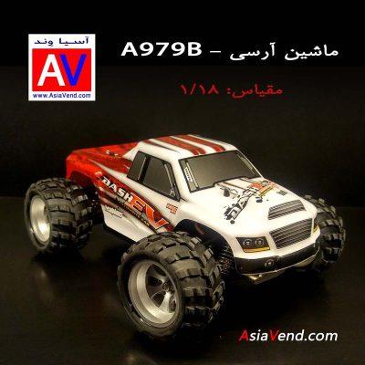 خرید ماشین کنترلی Wltoys A979B 400x400 خرید ماشین بازی / ماشین کنترلی آرسی A979B