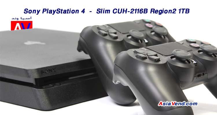خرید پلی استیشن PS4 Slim 2116B