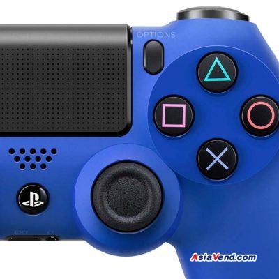 دسته پلی استیشن 4 رنگ آبی مدل Sony PS4 DualShock 4 Controller