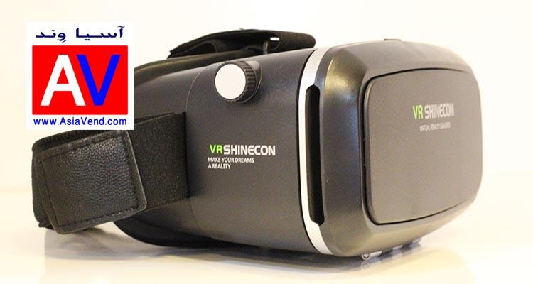 عینک واقعیت مجازی SHINECON / عینک سه بعدی