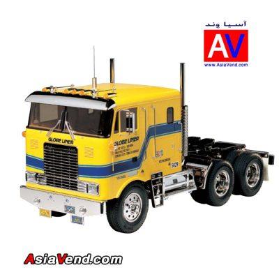 قیمت Globe Liner 400x400 کامیون کنترلی Tamiya Globe Liner 2