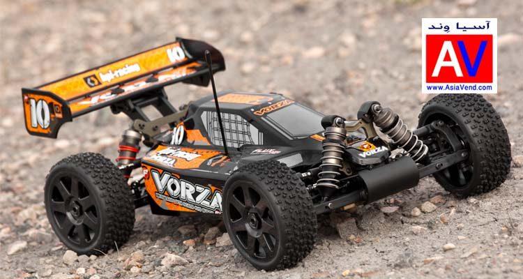 HPI Vorza ماشین کنترلی حرفه ای