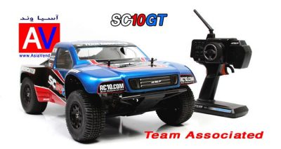 ماشین کنترلی سوختی Team Associated