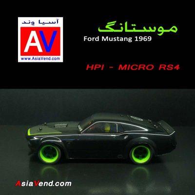 ماشین رادیوکنترلی آرسی HPI Micro RS4 2 400x400 ماشین رادیوکنترلی آرسی HPI Micro RS4
