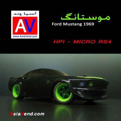 ماشین رادیوکنترلی آرسی HPI Micro RS4 3 400x400 ماشین رادیوکنترلی آرسی HPI Micro RS4