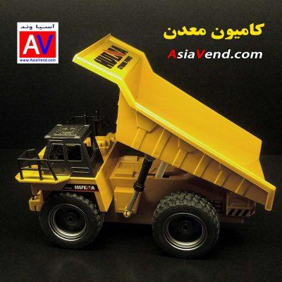 ماشین سنگین کنترلی آرسی 400x400 ماشین آرسی   کامیون رادیو کنترلی 6