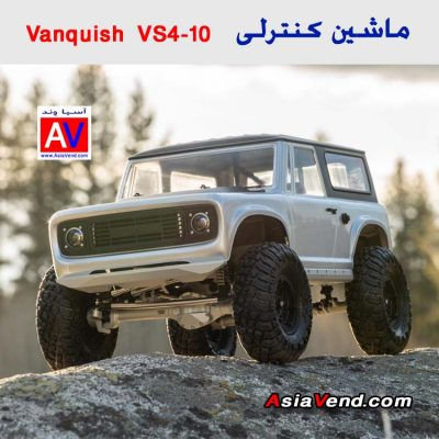 ماشین کنترلی آفرود مدل Vanquish VS4-10