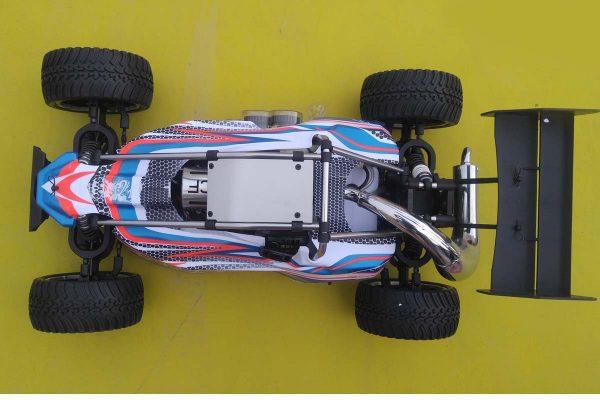ماشین کنترلی بنزینی بزرگ مدل FS Gas RC Car 600x400 ماشین  کنترلی بنزینی بزرگ مدل  FS Gas RC Car