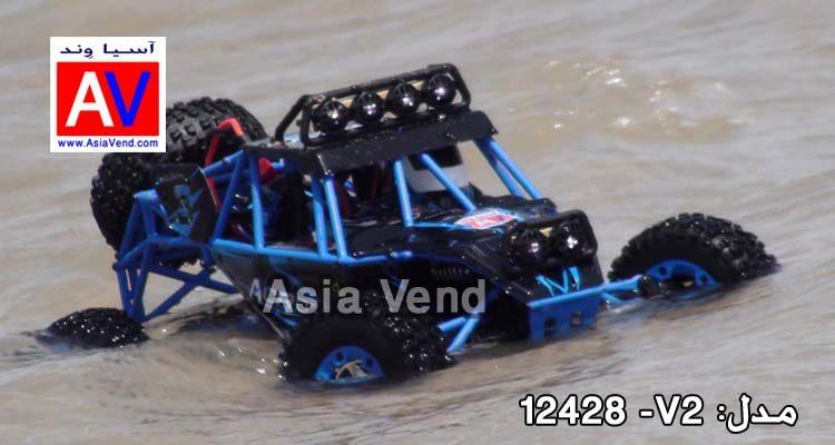 ماشین کنترلی - 12428 فلزی