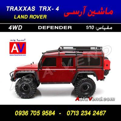 ماشین کنترلی آفرود Traxxas TRX4 RC Car Crawler