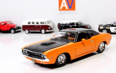 ماکت ماشین Dodge Challenger 1970