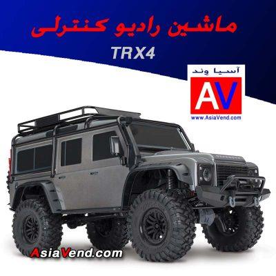 مشخصات فنی و ابعاد ماشین کنترلی آفرود TRX4 Details 400x400 ماشین کنترلی حرفه ای آرسی آفرود ترکسس لندروور Traxxas TRX4