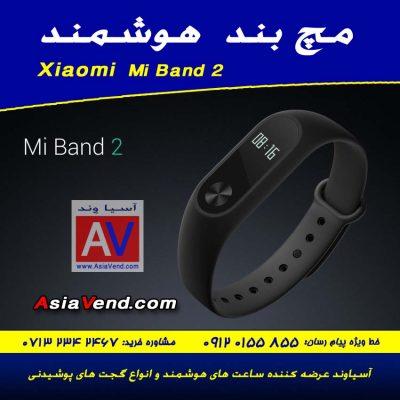 مچ بند هوشمند شیائومی Xiaomi Mi Band 2 Wristband