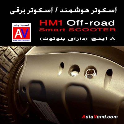 نمایندگی اسکوتر هوشمند 400x400 خرید اسکوتر هوشمند شارژی HM1 Smart Hoverboard