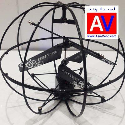 پهباد بیسیمی 400x400 هلیکوپتر کنترلی پهپاد X48