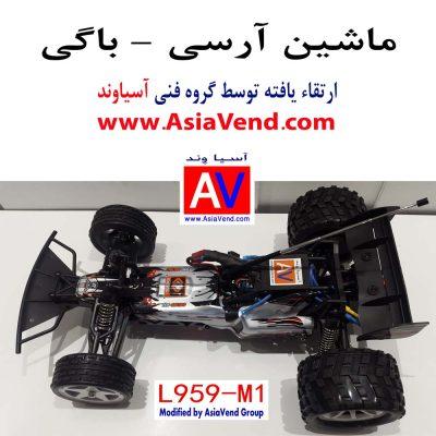 ماشین کنترلی WLTOYS L959M
