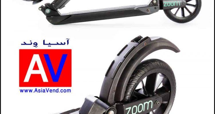 zoom scooter 1 750x400 تصاویر اسکوتر برقی و انواع خودران هوشمند