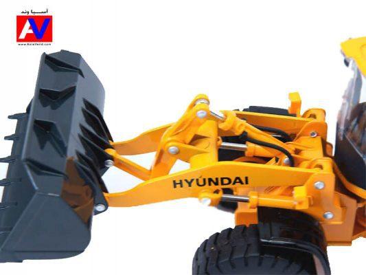 HYUNDAI HL770 9 مشخصات ماکت فلزی 533x400 ماکت ماشین راهسازی لودر HL770 9