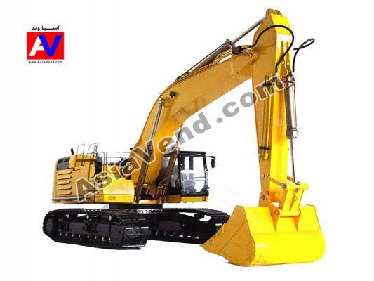 LESU RC Excavator 533x400 ماشین راهسازی کنترلی لسو | بیل مکانیکی و کامیون شارژی
