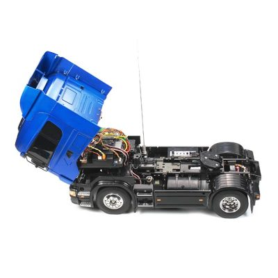 Blue Scania RC Truck by Asia Vend Middle East Hobby Store